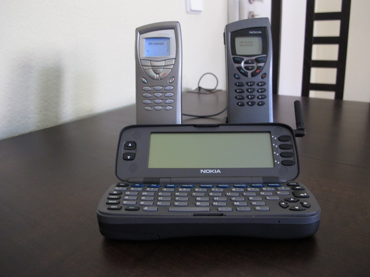 Update Nokia Communicator Eine Legende Der Mobilen Kommunikation 9300 Service Manual 9210i 9110 Und 9000